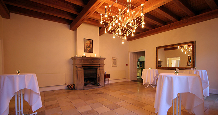 Fireplace Hall